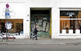 Civilist: легендарный берлинский скейт-шоп.