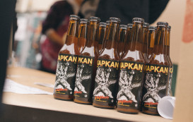 Пиво KAPKAN: как это было