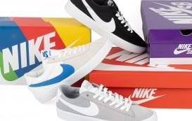 Nike Bruin React: від баскетбольних майданчиків до скейт-рамп