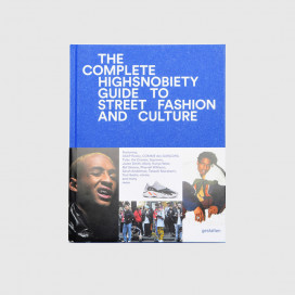 Книга The Incomplete: Highsnobiety Guide to Street