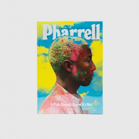 Книга Pharrell A Fish Doesn't Know It's Wet