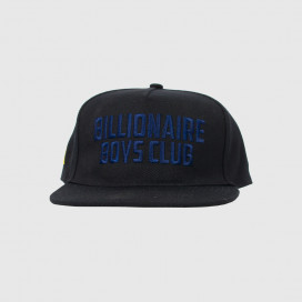 Кепка Billionaire Boys Club CAR CLUB EMBROIDERED SNAPBACK CAP BLACK