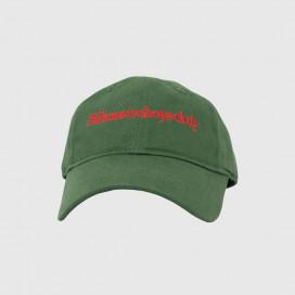 Кепка Billionaire Boys Club EMBROIDERED CURVED VISOR CAP GREEN