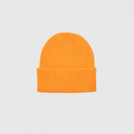Шапка Colorful Standard Merino Wool Beanie Burned Orange