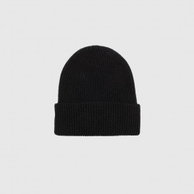 Шапка Colorful Standard Merino Wool Beanie Deep Black