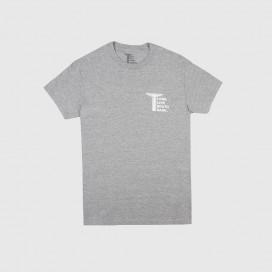 Футболка Long Live Southbank T-shirt Long Light Grey