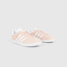 Кроссовки Adidas Gazelle Vappnk/White/GoldMT