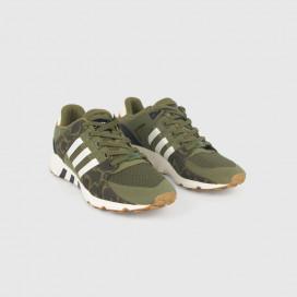 Кроссовки Adidas EQT Support RF Olicar/Blacas noiess