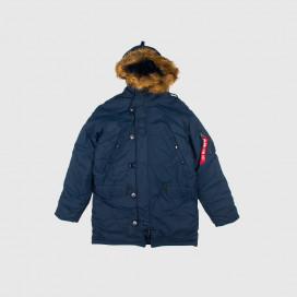 Куртка Alpha Ind. Altitude Republic Blue