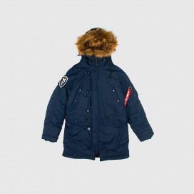 Куртка женская Alpha Ind. Altitude Republic Blue