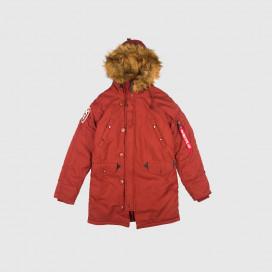 Куртка женская Alpha Ind. Altitude Red