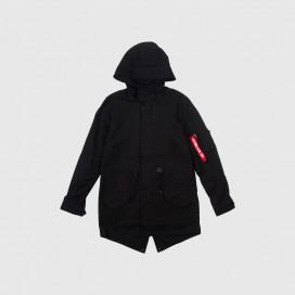 Куртка Alpha Ind. M-59 Fishtail Black