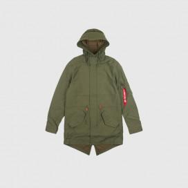 Куртка Alpha Ind. M-59 Fishtail Olive
