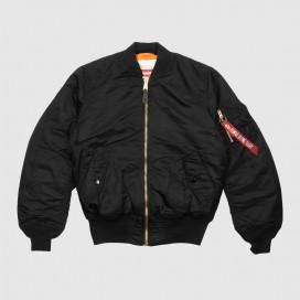 Куртка Alpha Ind. MA-1 Blood Chit Black