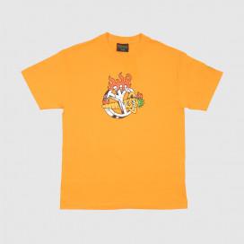 Футболка Babylon Peace Carrot Tee Orange