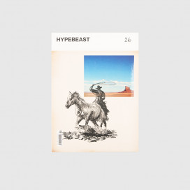 Журнал HYPEBEAST Issue 26