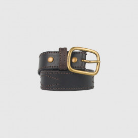 Ремень Brixton Timber Belt Brown