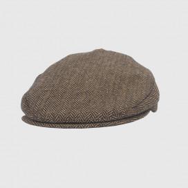 Кепка Brixton Hooligan Snap Cap Brown/Khaki