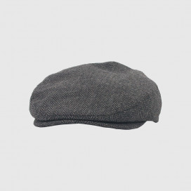 Кепка Brixton Hooligan Snap Cap Grey/Black Brixton