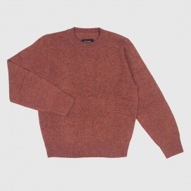 Толстовка Brixton Wes Sweater Clay