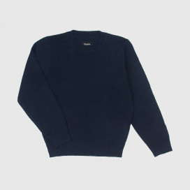 Толстовка Brixton Wes Sweater Navy