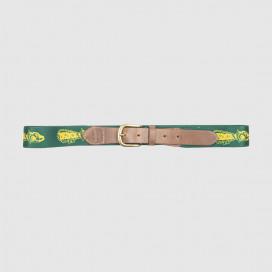 Ремень Bronze Chainsaw Belt Green