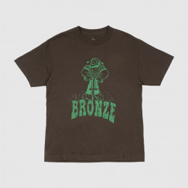 Футболка Bronze Jackhammer Tee Dark Chocolate