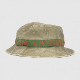 Панамка Bronze Bucket Hat Washed Stone