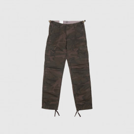 Штаны Carhartt WIP Aviation Pant Camo Provence (Rinsed)