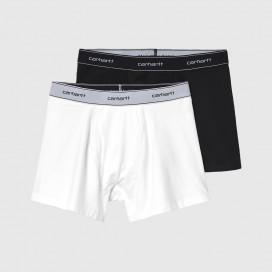 Трусы Carhartt WIP Cotton Trunks Black White