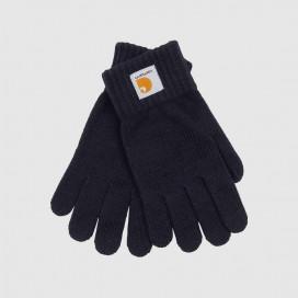 Перчатки Carhartt WIP Watch Gloves Dark Navy