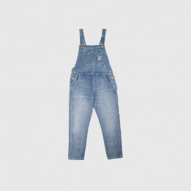 Комбинезон Carhartt WIP W' Bib Overall Blue (light stone washed)