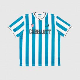 Футболка Carhartt WIP S/S Striker t-Shirt White / Pizol