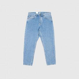 Джинсы Carhartt WIP Newel Pant Blue (stone bleached)