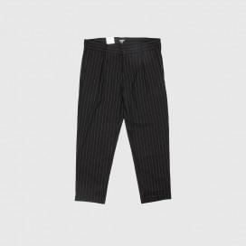 Штаны Carhartt WIP Taylor Pant Pinstripe Black / White (rigid)