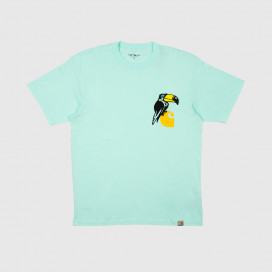Футболка Carhartt WIP S/S Nosebird T-Shirt Light Yucca