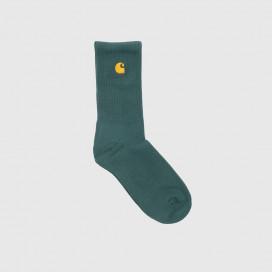 Носки Carhartt WIP Chase Socks (6 Minimum) Threehouse/Gold