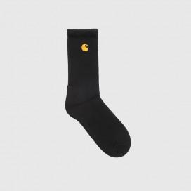 Носки Carhartt WIP Chase Socks  Black/Gold