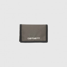 Кошелек Carhartt WIP Payton Wallet (6 Minimum) Cypress/White