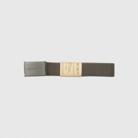 Ремень Carhartt WIP Clip Belt Tonal (12 Minimum) Cypress