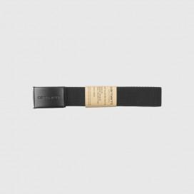 Ремень Carhartt WIP Clip Belt Tonal (12 Minimum) Black