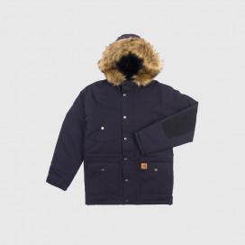 Куртка Сarhartt WIP Trapper Parka DarkNavy/Black