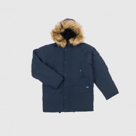 Куртка Carhartt WIP Anchorage Parka DarkNavy/Black