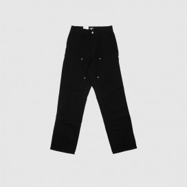 Штаны Carhartt WIP Double Knee Pant Black (rinsed)