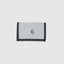 Кошелек Carhartt WIP Flect Wallet (6 Minimum) Reflective Grey