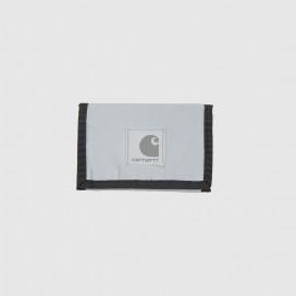 Кошелек Carhartt WIP Flect Wallet Reflective Grey
