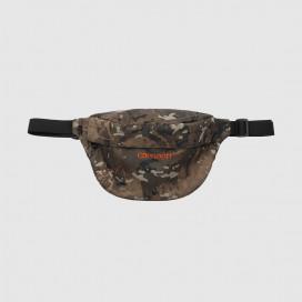 Сумка на пояс Carhartt WIP Payton Hip Bag (6 Minimum) Camo Combi/Safety Orange
