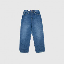 Джинсы Carhartt WIP W' Newport Pant Blue (dark stone washed)