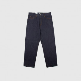 Штаны Carhartt WIP Smith Pant Blue (rigid)