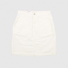 Юбка Carhartt WIP W' Armanda Skirt Off White